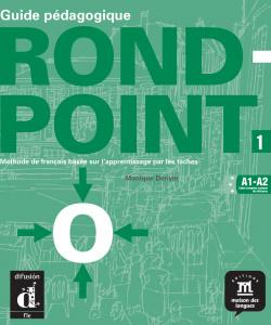 ROND-POINT 1.(PROFESOR) /COURS DE FRANCAIS