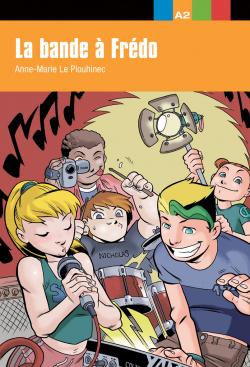 Collection Aventure Jeune - La bande à Frédo