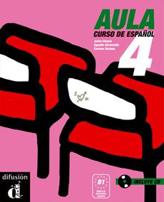 (05).AULA 4.ALUMNO (+CD).(ESPAÑOL PARA EXTRANJEROS)
