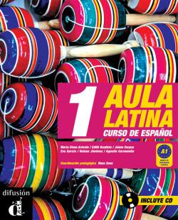 AULA LATINA 1.(LIBRO+CD)/CURSO DE ESPAÑOL