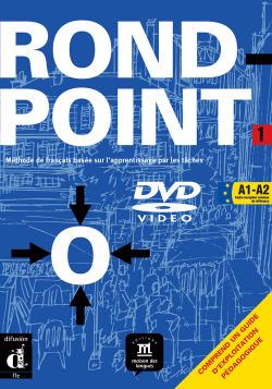 ROND-POINT 1.(DVD) / COURS DE FRANCAIS