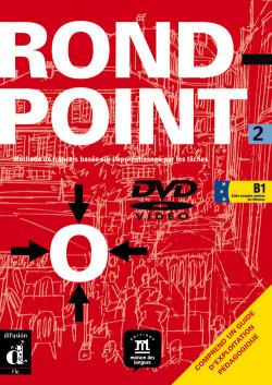 ROND-POINT 2.(DVD) / COURS DE FRANCAIS