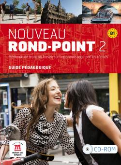 NOUVEAU ROND POINT 2.(B1) (PROFESOR) +CD-ROM