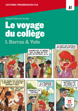 LE VOYAGE DU COLLEGE (NIV.A1)+CD.LECTURES PROGRESSIVES
