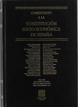 Comentario a la constitución socio-económica de España
