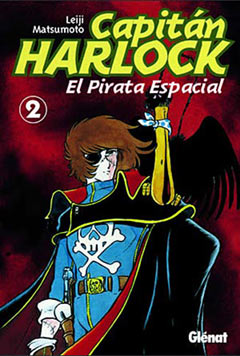 Capitán Harlock, 2