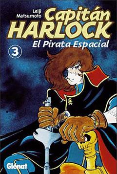 Capitán Harlock, 3