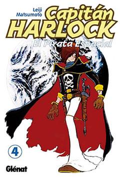 Capitán Harlock, 4