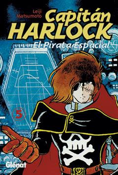 Capitán Harlock, 5