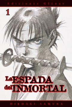 La espada del inmortal 1