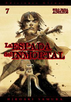 La espada del inmortal 7
