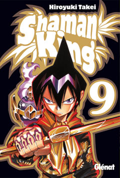 Shaman King, 8