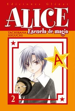 Alice Escuela de magia 2