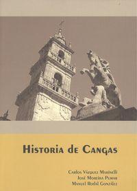 Historia de Cangas
