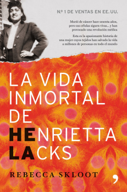 La vida inmortal de Henrietta Lacks