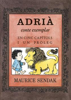 Adriá: conte exemplar en cinc capitols i un proleg