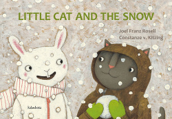 Little and the snow