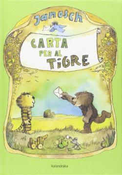 Carta per al tigre