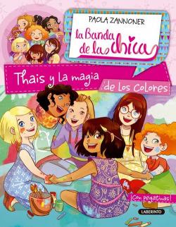 THAIS Y LA MAGIA DE LOS COLORES