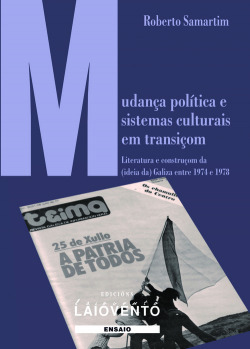 MUDANÇA POLÍTICA E SISTEMAS CULTURAIS EM TRANSIÇOM.