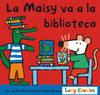 La maisy va a la biblioteca
