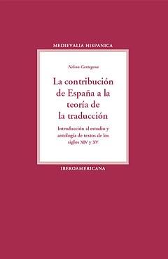 Contribucion de españa a teoria de traduccion