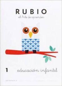 Preescolar Rubio, n. 1