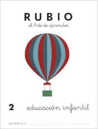 Preescolar Rubio, n. 2