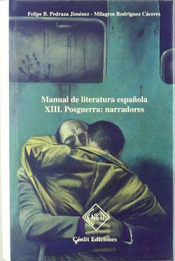 XIII. Posguerra: narradores