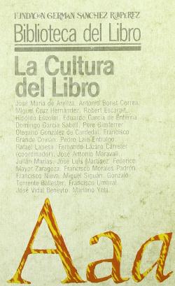 la cultura del libro.