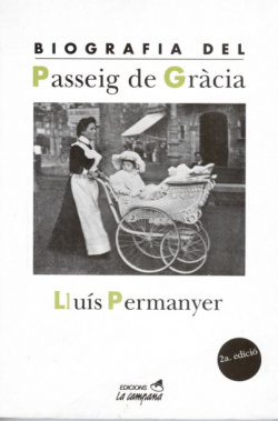 Biografia del Passeig de Gràcia