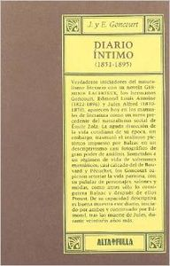 Diario intimo 1851-1895