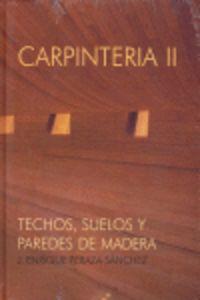Carpinteria.(II)