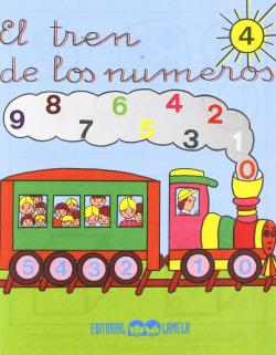 El tren de los números nº. 4