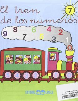 El tren de los números nº. 7