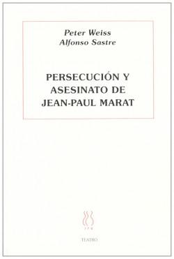 Persecución y asesinato de Jean-Paul Marat