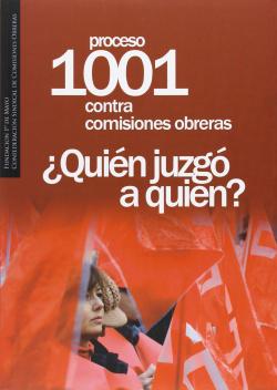 Proceso 1001 contra comisiones