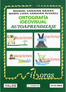 ORTOGRAFIA IDEOVISUAL.(LIBRO+CD) AUTOAPRENDIZAJE (10-18 AÑOS