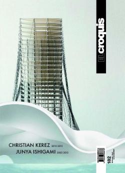CROQUIS 182- CH.KEREZ- J.JUNYA ISHIGAMI