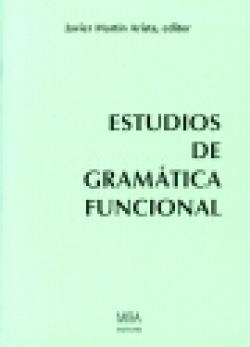 ESTUDIOS GRAMATICA FUNCIONAL