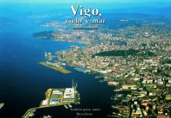 Vigo, cielo y mar