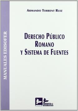 Derecho público romano y sistema de fuentes