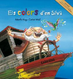 Els colors d'en Silvà (tapa dura)