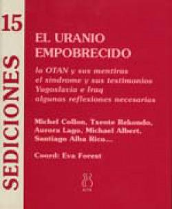El uranio empobrecido
