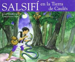 Salsifi en la tierra de los Caules