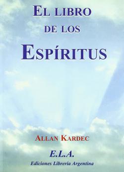 LIBRO DE LOS ESPÍRITUS, EL