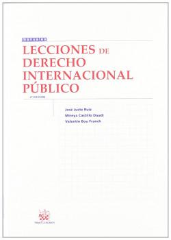 Lecciones de derecho internacional público (2ªed)