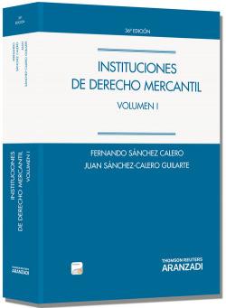 Instituciones de derecho mercantil. 1volumen