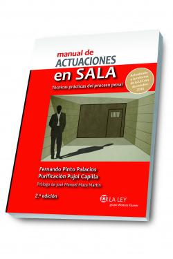 Manual actuaciones sala.tecnicas practicas proceso penal