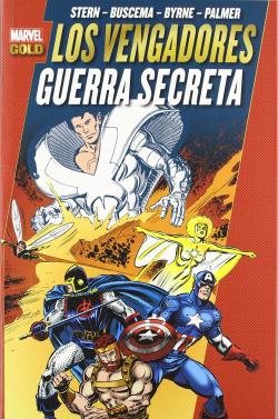 PODEROSOS VENGADORES, 7 GUERRA SECRETA (MG)